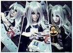 Yami Bakura cosplay 2 by Julesie