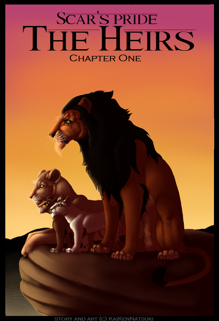 Chapter One - The Heirs by KaiKenNatsuki