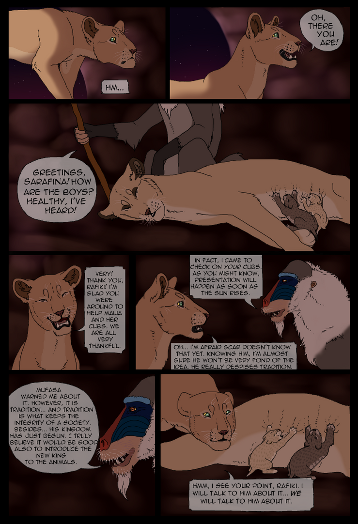 The Heirs - Page 22 by KaiKenNatsuki