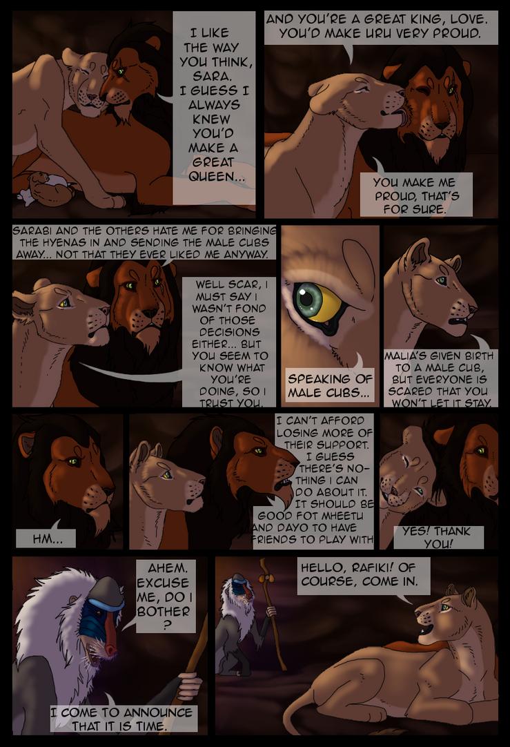 The Heirs - Page 24 by KaiKenNatsuki
