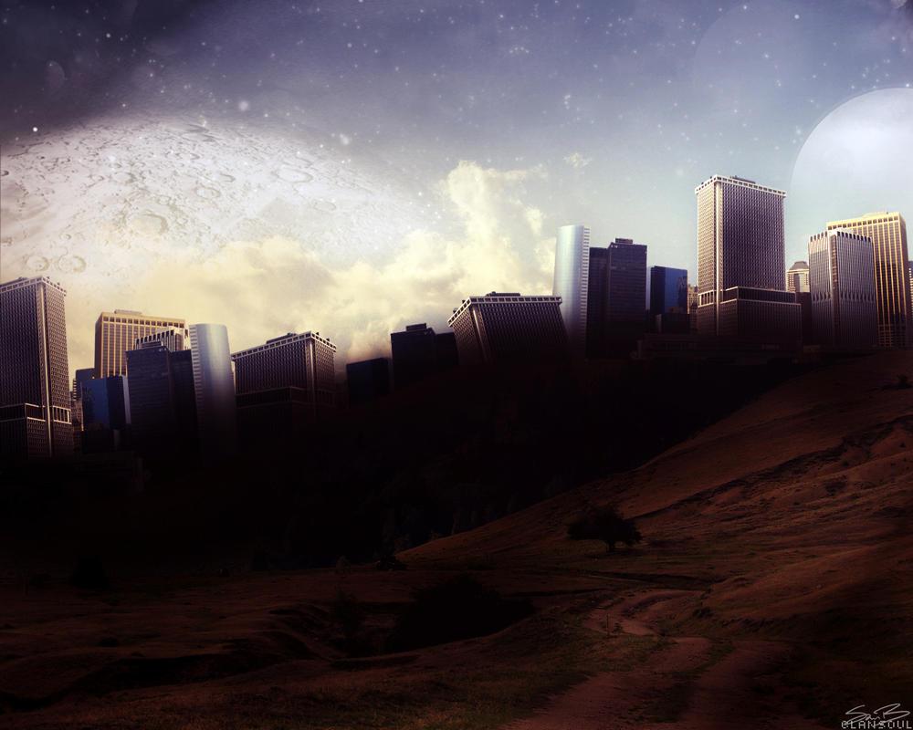 Space City by kaolincash