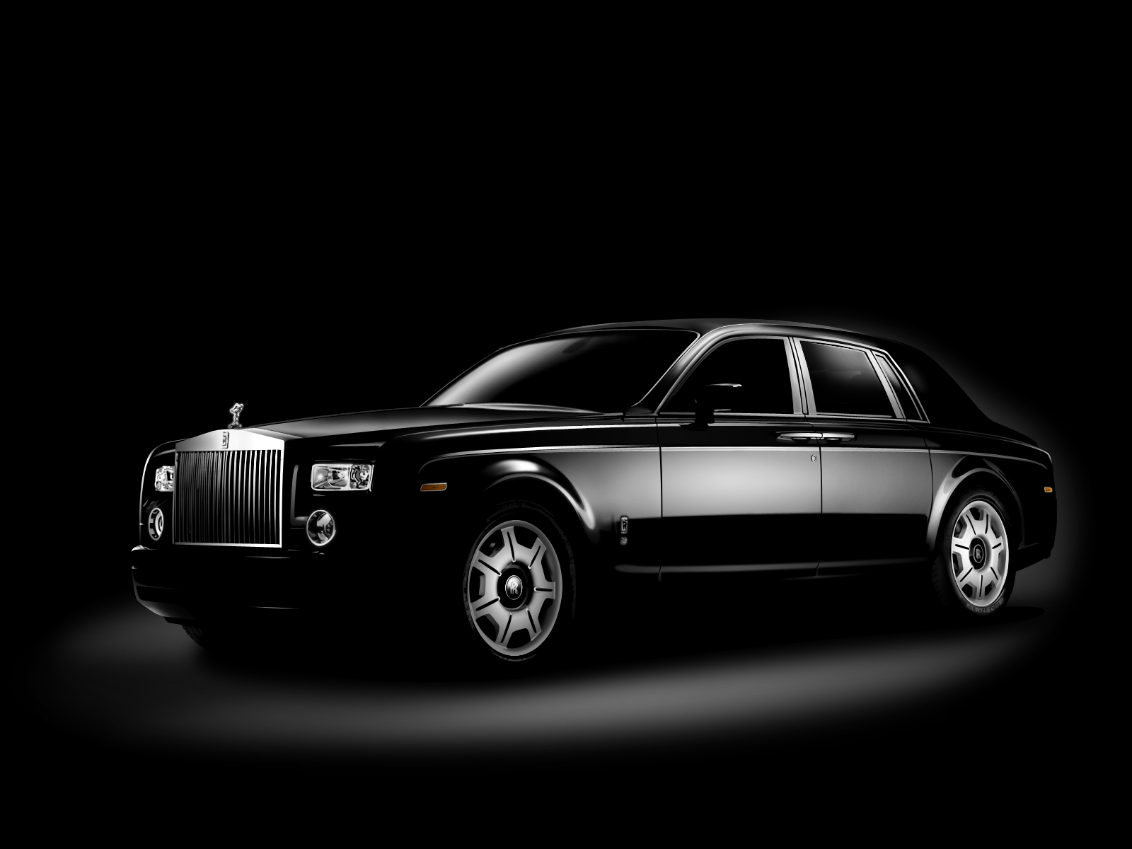 Rolls Royce Phantom by kaolincash