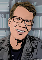 Hank Green by kaolincash