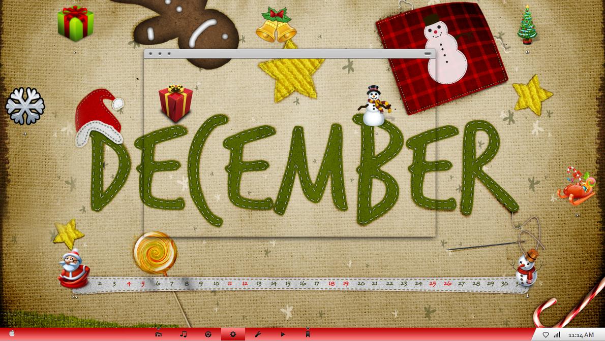 December ... noel... by cu88
