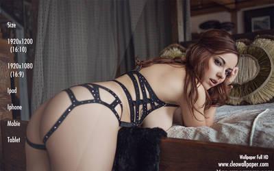 Elizabeth Marxs Sexy Erotic by Cleodesktop