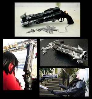 cosplay prop: Cerberus
