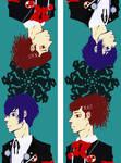 Persona 3 bookmark