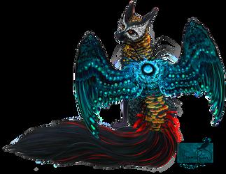 Kiriban @13,333 Prize: Transfix by MischievousRaven