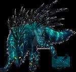 Jungle Poison QuillDog Design CLOSED
