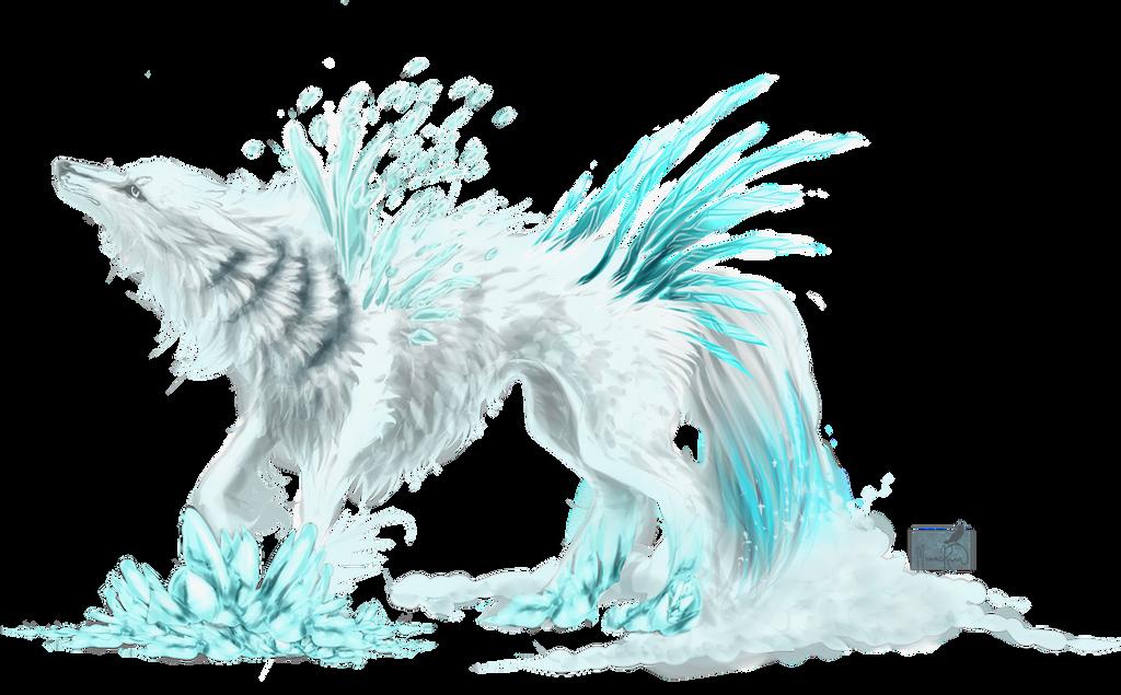 Comm: Ice by MischievousRaven