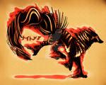 Haunted Nightmare Quilldog Design Auction(CLOSED)