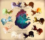Jackaluna Tree Theme Set