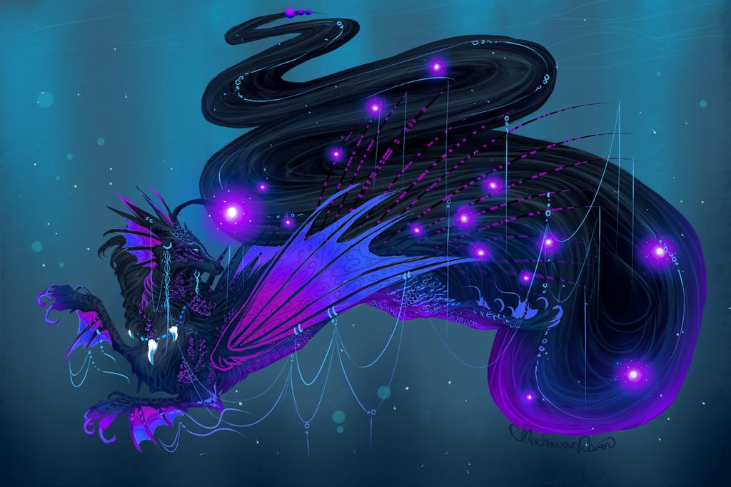 QD Deity: Deep Angler's Treasure by MischievousRaven