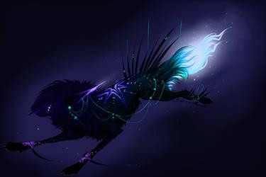 QuillDog: The Wishing Star of Summer by MischievousRaven