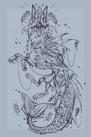 WIP: Cerulean Tide's Treasure by MischievousRaven
