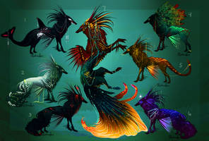 Let's Celebrate 400+ QuillDogs! by MischievousRaven