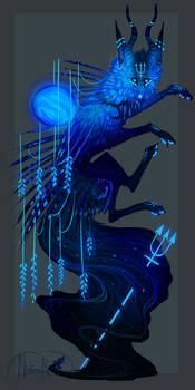 QuillDog Deity: Neptune Mystery