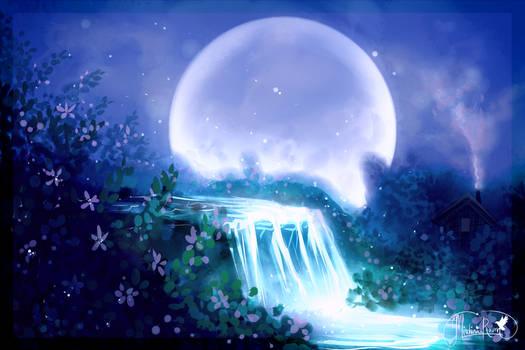 Enchanted Moon River
