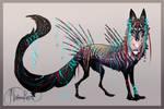 Flatcolor QuillDog Auction: Crimson Wilderness