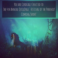 QuillDogs Festival of the Phoenix - Soon!