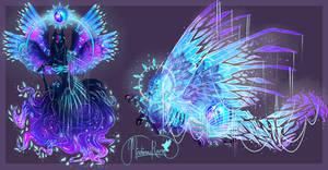Gaia: Crystal Ice Dragon Wing