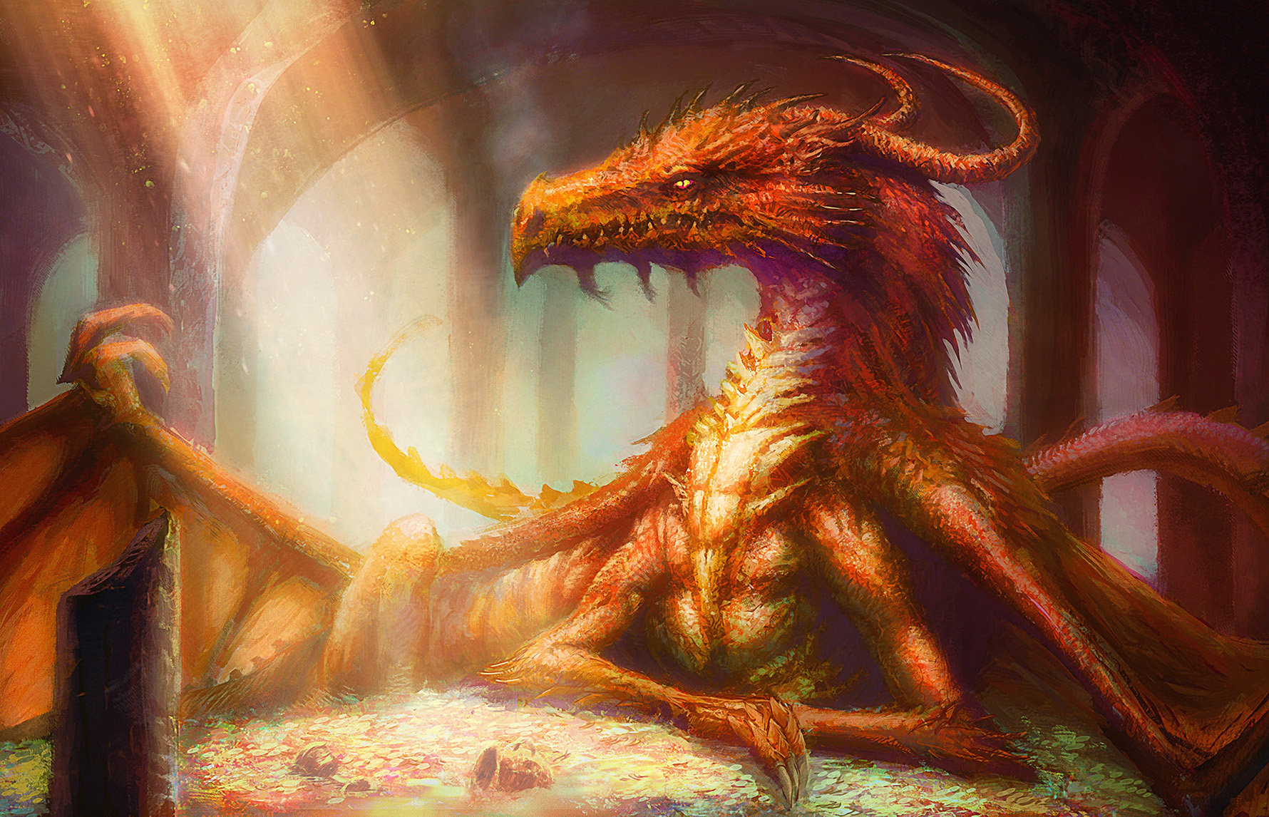 SMAUG by moonxels