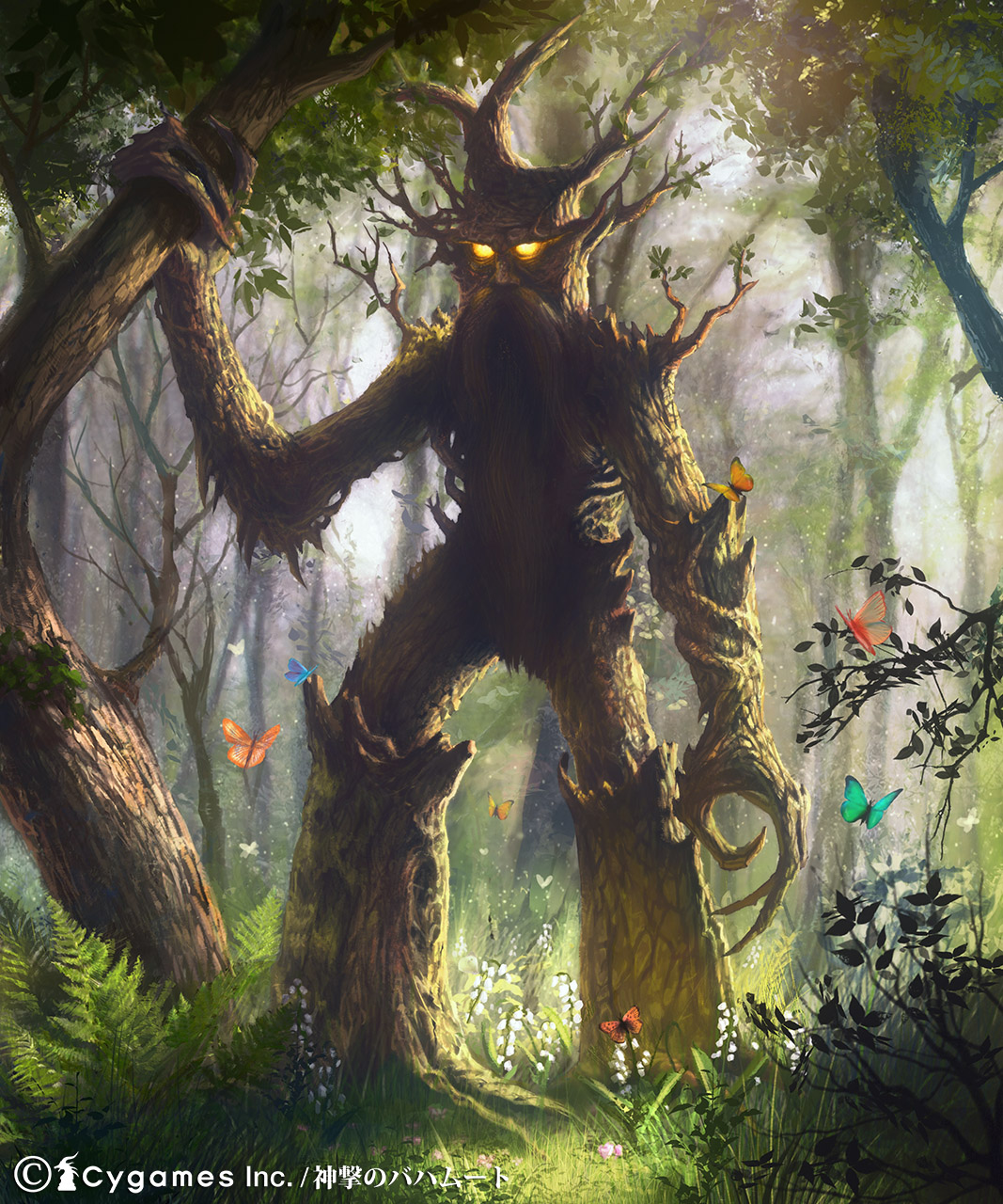 Elder Treant 3 by moonxels