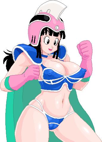 Trunks And Mai Costume