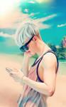 beach namjoon to match my other namjoon
