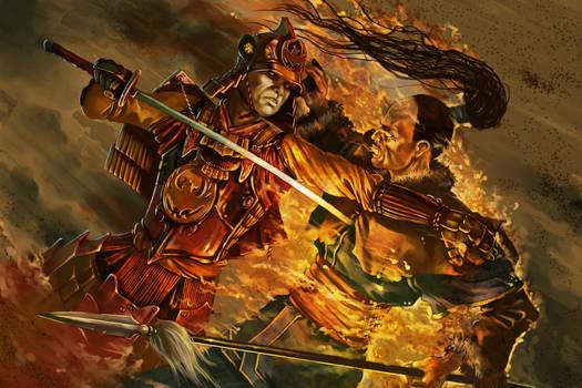 Phoenix Samurai