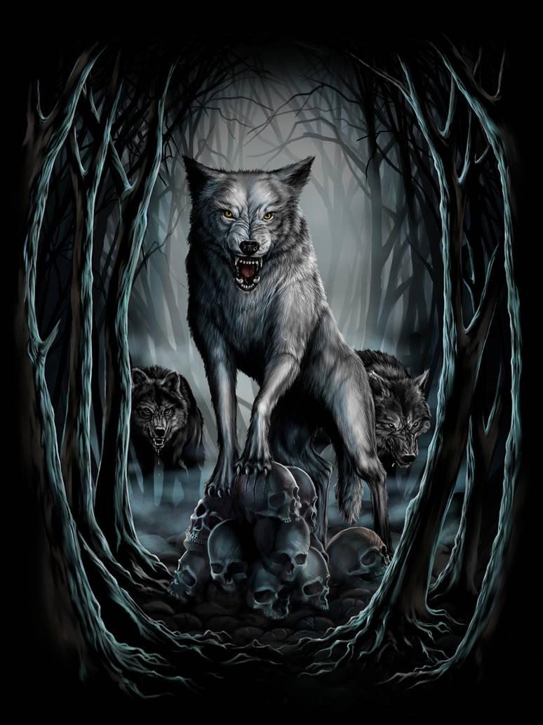 Spiral Wolves