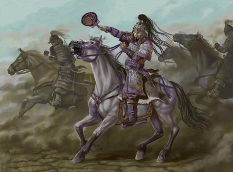 Unicorn Commander