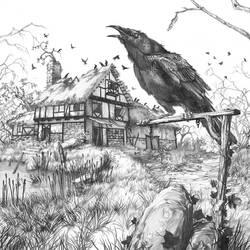 Forsaken Inn by AndyHep
