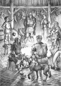 Hobbit Tales, Warm Welcome