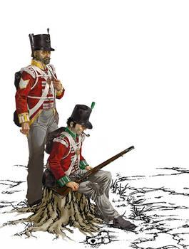 Hepworth Redcoats