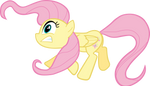 Fluttershy Tripping Vector