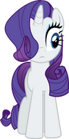 Rarity's New Mane Style