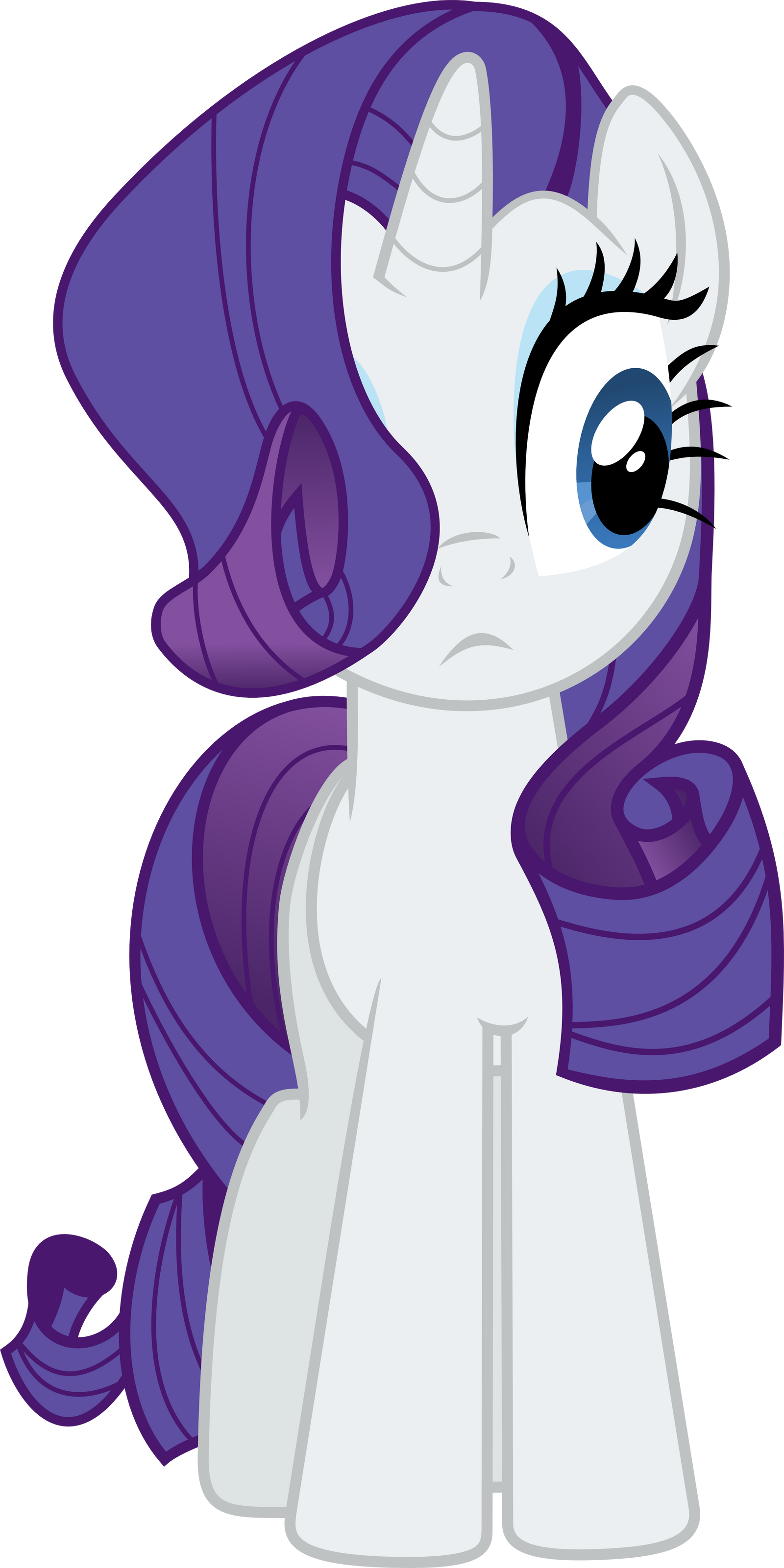 Mlp Fim Fabulous Rarity Favourites By Aelther On Deviantart