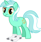 Lyra With Socks