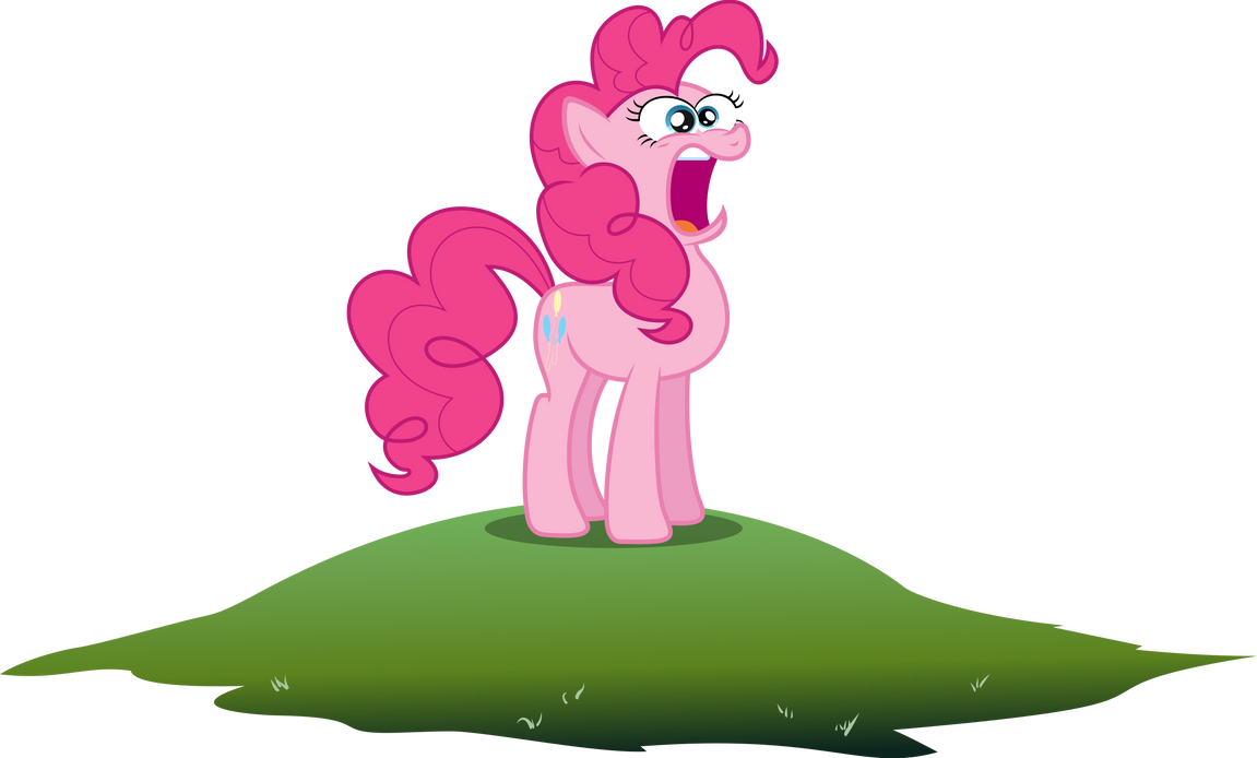 I Claim This Hill in the Name of Team Pinkie! by VladimirMacHolzraum