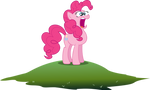 I Claim This Hill in the Name of Team Pinkie!