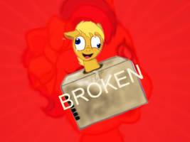 ACRacebest is Broken Because MLP G3.5 by PlushyPony