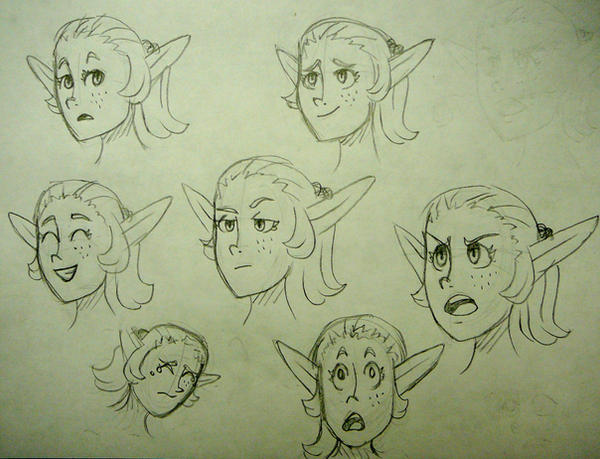 BHDP: Kassra expressions by bagasuit091