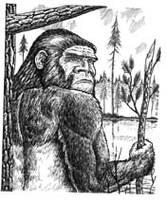 SkunkApe_Bigfoot by SaintAlbans