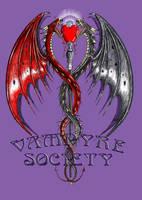 Vampyre Society Logo by SaintAlbans