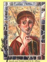 Ancient Greco-Roman Encaustic by SaintAlbans