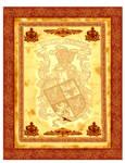 Decorative Heraldry Piece