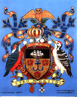 Armorial Bearings: Hewlett by SaintAlbans