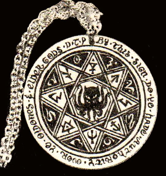 The elder sign amulet by saintalbans on deviantart the elder sign amulet by saintalbans aloadofball Choice Image