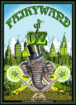 Fairywand of Oz cover colored